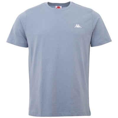 Kappa T-Shirt »ILJAMOR« mit glossy Logoprint