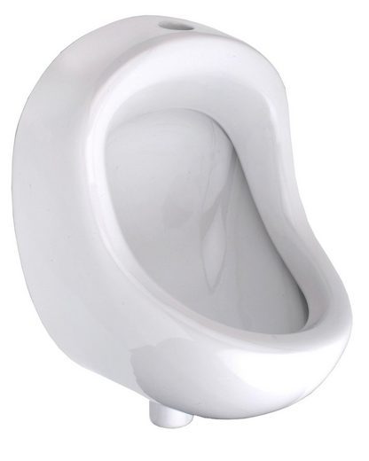 Urinal »Alpha«, Keramik, Wasserspülung