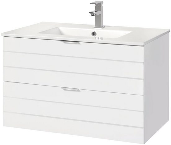 welltime Waschtisch »Luzern«, Breite 80 cm