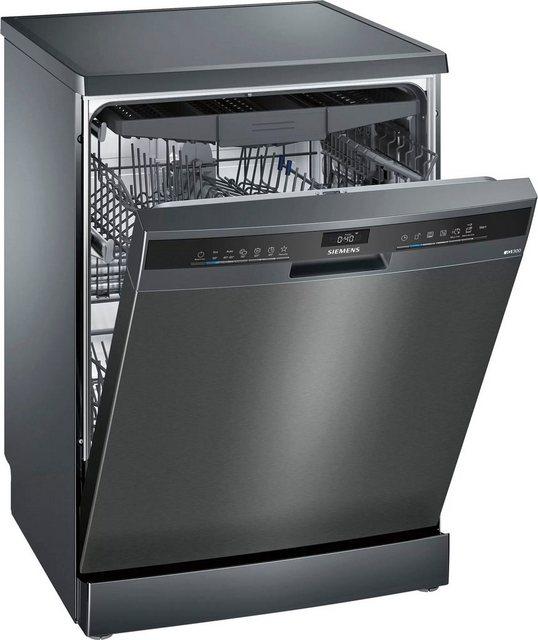 Küchengroßgeräte - SIEMENS Standgeschirrspüler iQ300, SN23EC14CE, 9,5 l, 13 Maßgedecke  - Onlineshop OTTO