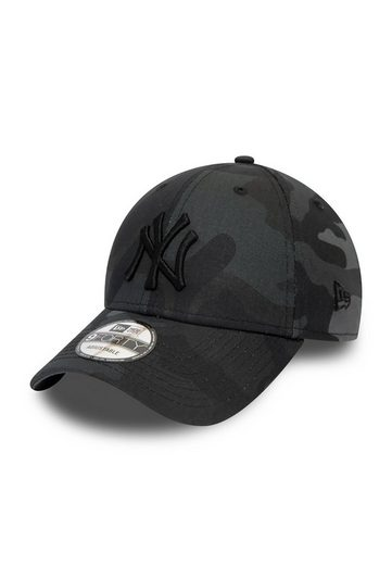 New Era Baseball Cap »New Era League Essential 9Forty Adjustable Cap NY YANKEES Grau Camouflage«