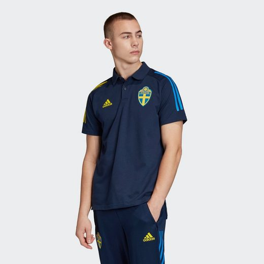 adidas Performance Poloshirt »Schweden Poloshirt«