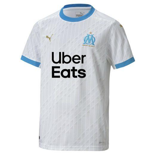 PUMA Trainingsshirt »Olympique de Marseille Home Replica Jugend Trikot«