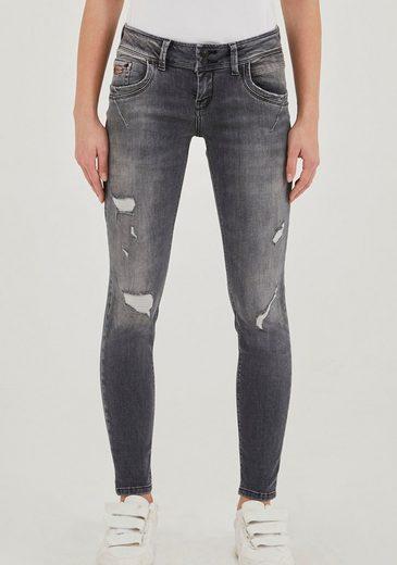 LTB Skinny-fit-Jeans »SENTA« mit vielen besonderen Details