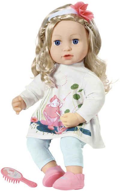 Baby Annabell Babypuppe »Sophia, 43 cm«, mit weichen Haaren