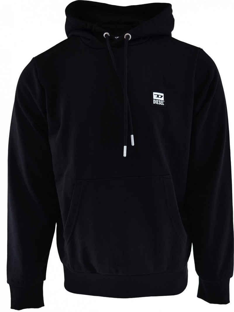 Diesel Sweatshirt »Kapuzensweatshirt S-Girk-Hood-K21« (1-tlg)