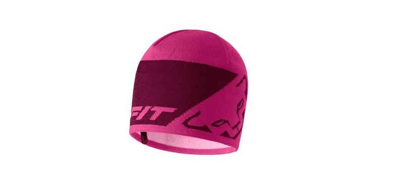 Dynafit Strickmütze »Dynafit Damen Mütze Leopard Logo«