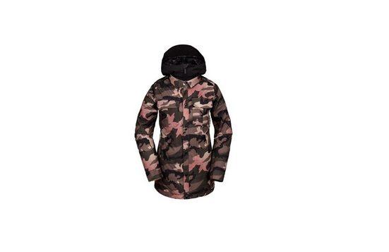 Volcom Snowboardjacke »Volcom Jacke Kuma army«