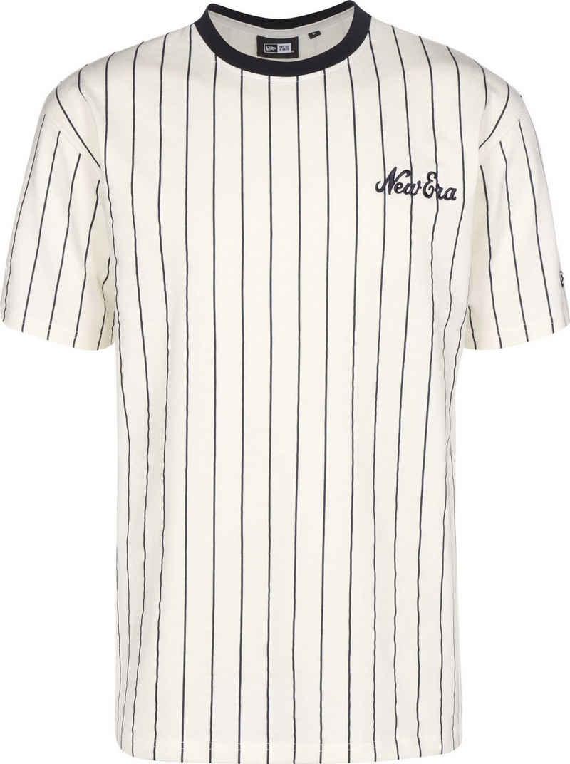 New Era T-Shirt »Pinstripe Oversized«