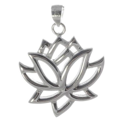 Bella Carina Kettenanhänger »Lotus«