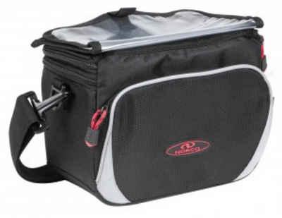 NORCO Gepäckträgertasche »Lenkertasche Norco Boston schwarz, 21x17x15cm,«