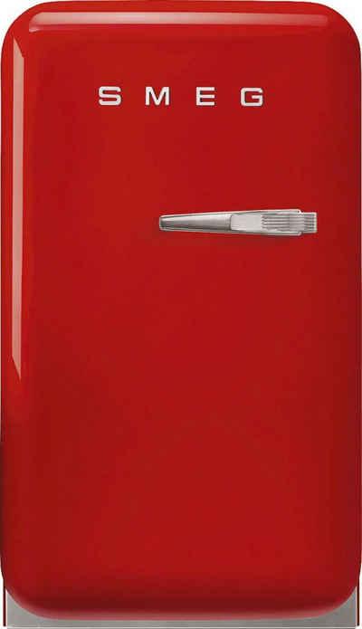 Smeg Kühlschrank FAB5LRD5, 71,5 cm hoch, 40,4 cm breit