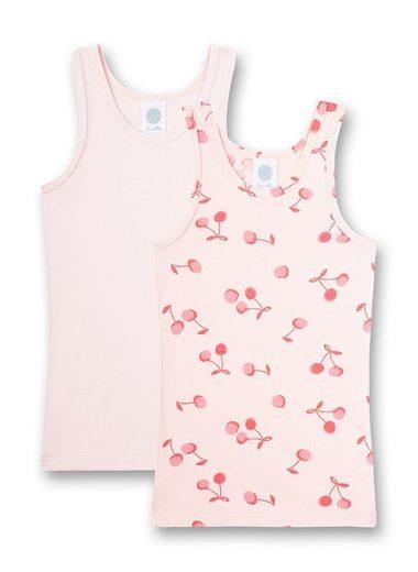 Sanetta Unterhemd »Mädchen Unterhemd - Shirt ohne Arme, Top, Print«