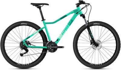 Ghost Mountainbike »Lanao Universal 27.5 AL W«, 27 Gang Shimano Alivio Schaltwerk, Kettenschaltung