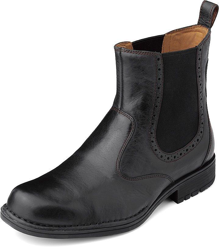 Rockport Stiefel TC PULL in schwarz