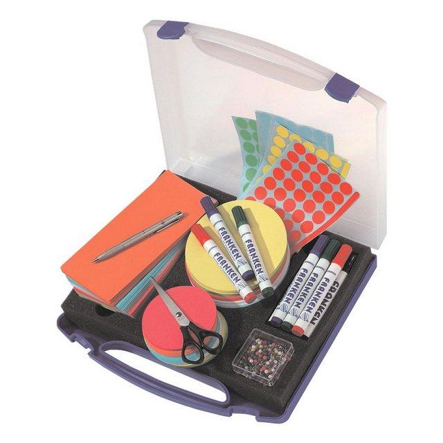 FRANKEN Moderationskoffer UMKM »Mini« | Taschen > Businesstaschen > Moderationskoffer | Blau | FRANKEN