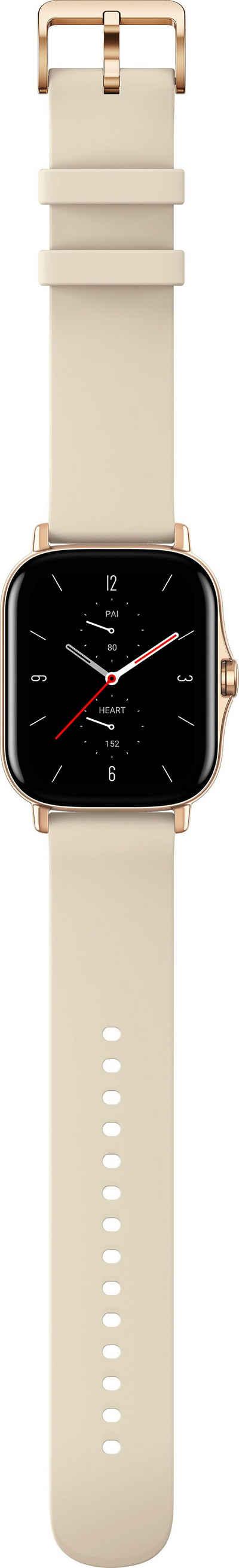 Amazfit GTS 2 Smartwatch (4,19 cm/1,65 Zoll)