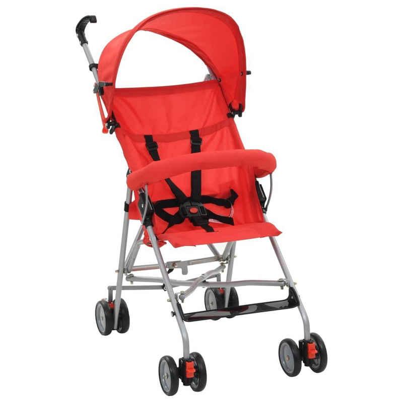 vidaXL Kinder-Buggy »vidaXL Kinderwagen Buggy Sportwagen Sportbuggy Kinderbuggy mehrere Auswahl«
