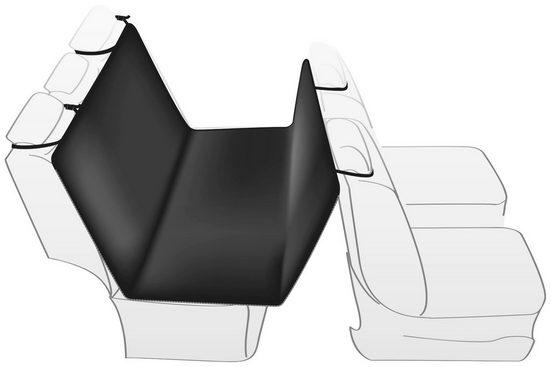 TRIXIE Tier-Autoschondecke, BxL: 140x145 cm