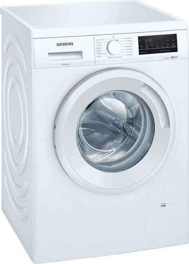 SIEMENS Waschmaschine iQ500 WU14UT20, 8 kg, 1400 U/min