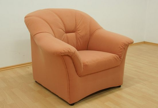 DOMO collection Sessel, in großer Farbvielfalt