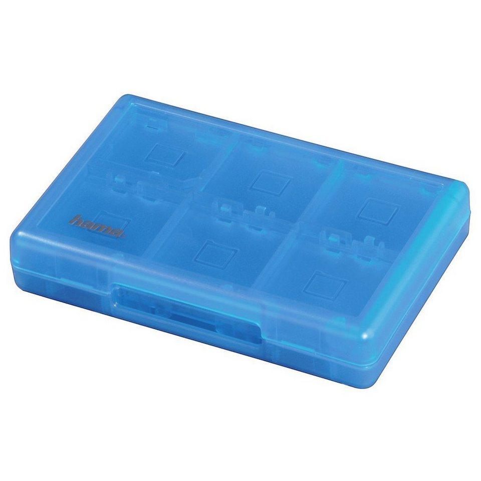 Hama Game Case 22+2 für 3DS-/DS-Spiele, Blau in Blau
