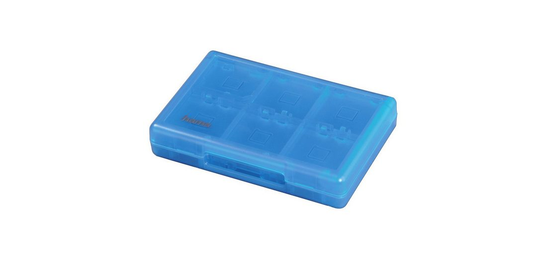 Hama Game Case 22+2 für 3DS-/DS-Spiele, Blau