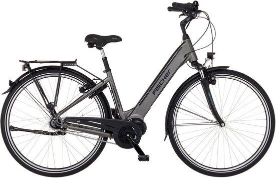 FISCHER Fahrräder E-Bike »CITA 4.0i«, 7 Gang Shimano Nexus Schaltwerk, Nabenschaltung, Mittelmotor 250 W