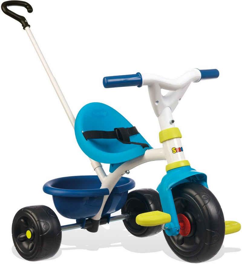 Smoby Dreirad »Be Fun, blau«, Made in Europe