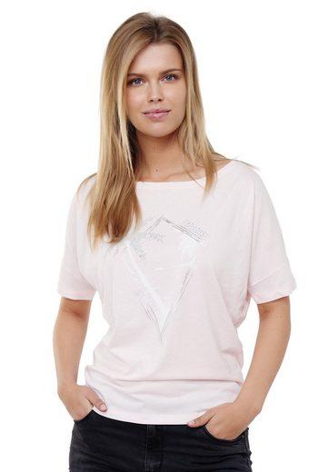 Decay T-Shirt mit moderner Passform