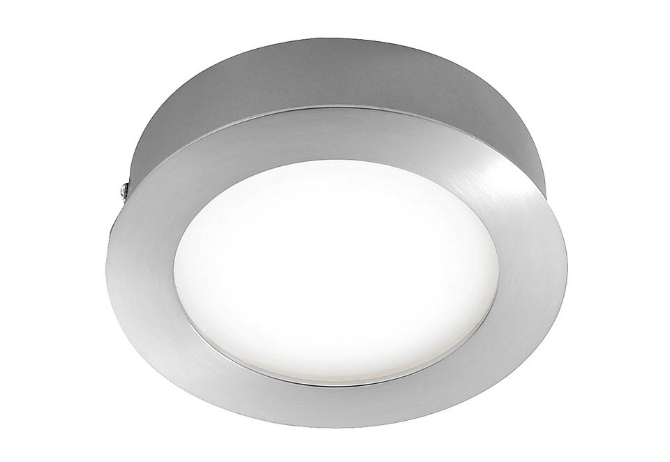 LED-Wand-/Deckenlampe, Paul Neuhaus, »ASLI« (27flg.) in silberfarben