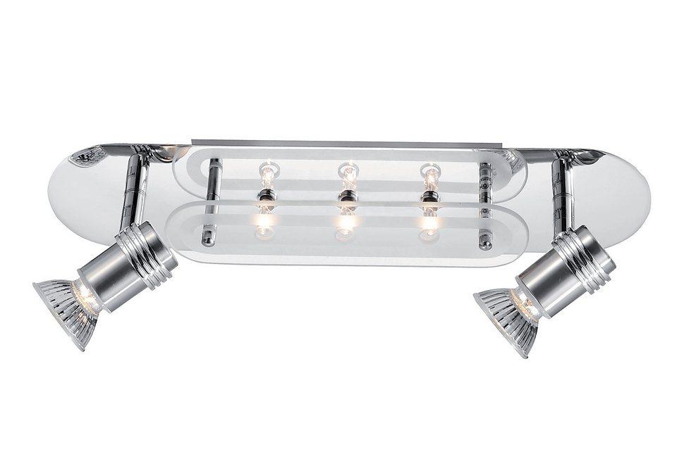 Halogen deckenlampe paul neuhaus canis 5flg otto for Halogen deckenlampe