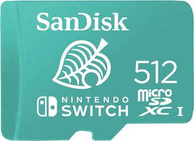 Product Image SanDisk microSDXC Extreme 512GB Speicherkarte