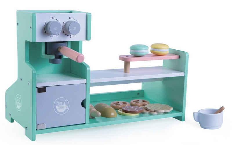 CHIC2000 Kinder-Kaffeemaschine »Coffee Shop«, zum Aufstellen auf den Tisch