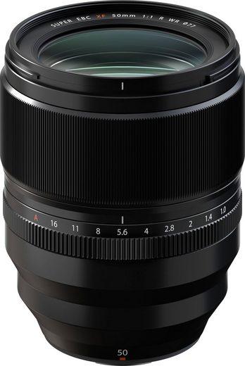 FUJIFILM »FUJINON XF50mmF1.0 R WR« Objektiv