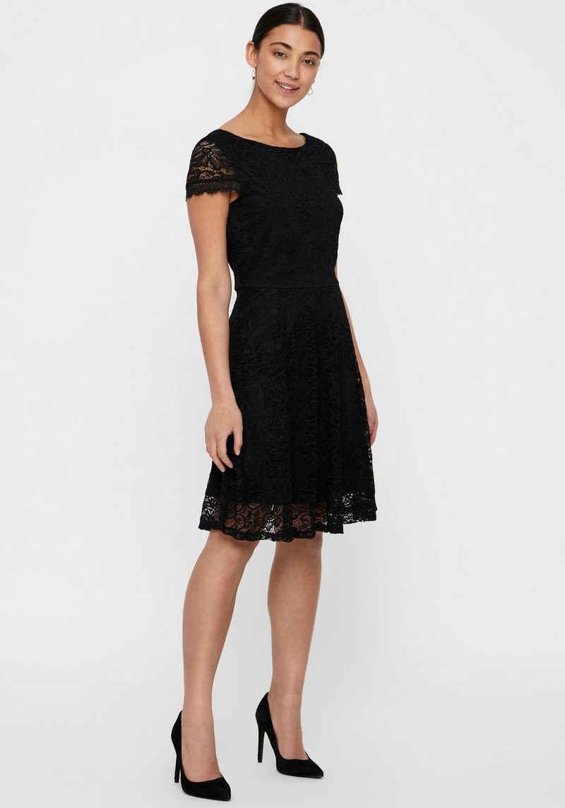 Vero Moda Spitzenkleid »VMSASSA CAPSL SHORT DRESS«