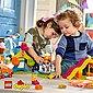 LEGO® Spielbausteine »LEGO® DUPLO® 10840 Großer Jahrmarkt«, Bild 11