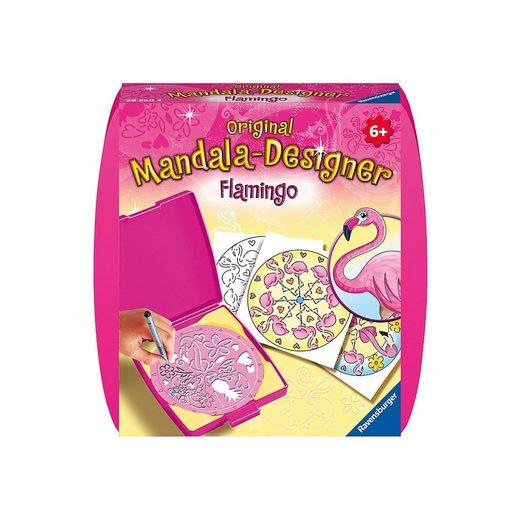 Ravensburger Malvorlage »Original Mandala-Designer: Flamingo, Mini«
