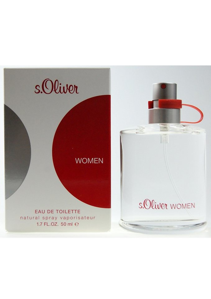 s.Oliver, »Woman«, Eau de Toilette