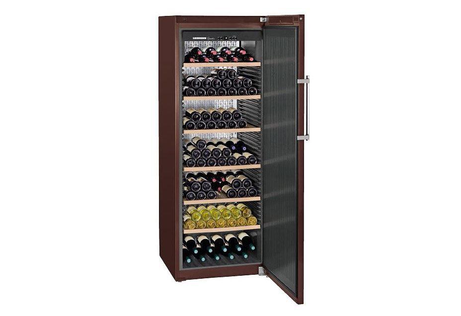 Liebherr Weinkühlschrank GrandCru WKt 5551-20, A++, für 253 Bordeauxflaschen á 0,75l