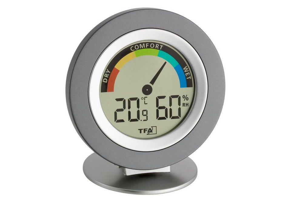 TFA Thermo-Hygrometer Cosy, digital