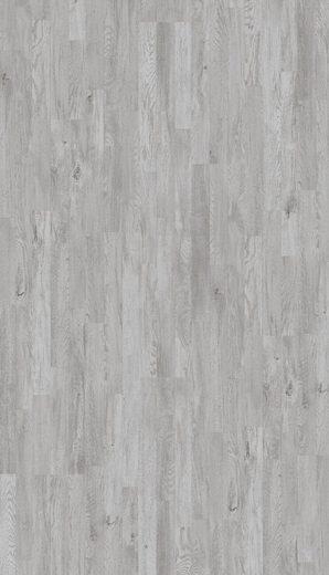 PARADOR Laminat »Classic 1050 - Eiche Silber«, Packung, ohne Fuge, 1285 x 194 mm, Stärke: 8 mm