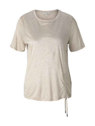 TOM TAILOR mine to five T-Shirt (1-tlg)