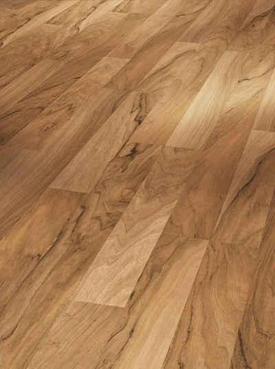 PARADOR Laminat »Basic 200 - Nussbaum«, Packung, ohne Fuge, 194 x 1285 mm