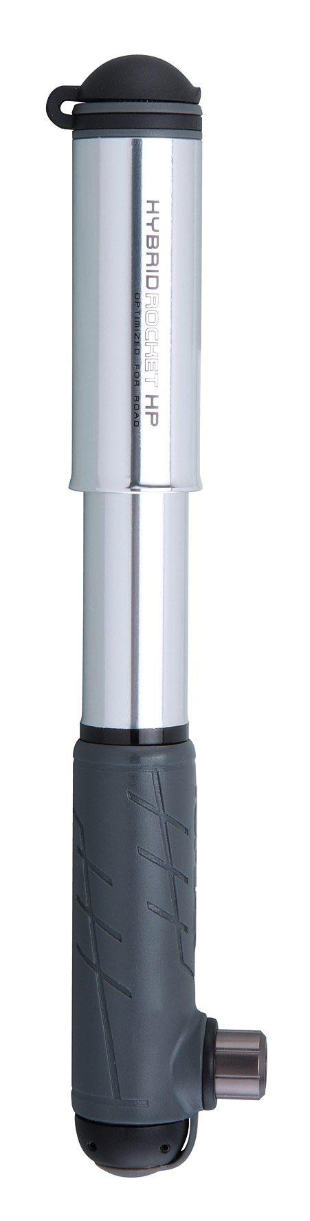 Topeak Fahrradpumpe »Hybrid Rocket HP silber«