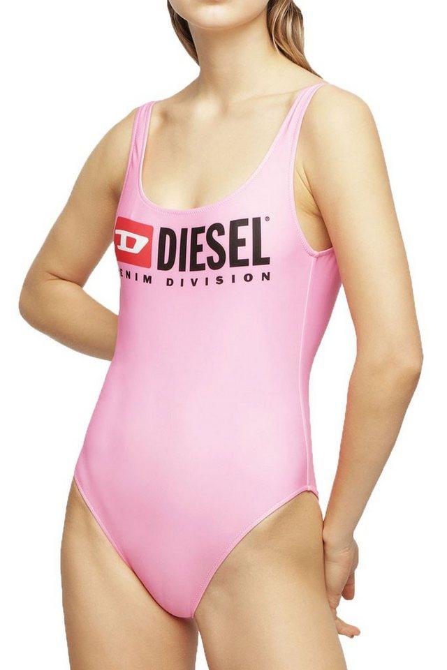 Bademode - Diesel Badeanzug »Damen Badeanzug BFSW FLAMNEW, One Piece,« › rosa  - Onlineshop OTTO