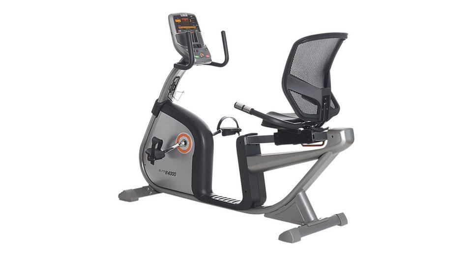 Halbliege Ergometer, Horizon Fitness, »Elite R4000«
