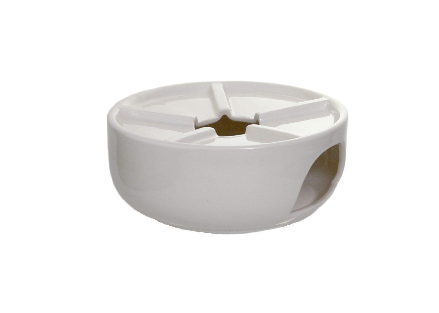 Zeller Keramik Stövchen »Petite Blanc«