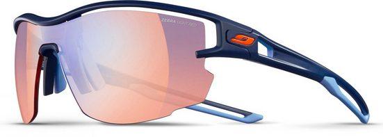 Julbo Sportbrille »Aero Zebra Light Red Sonnenbrille«