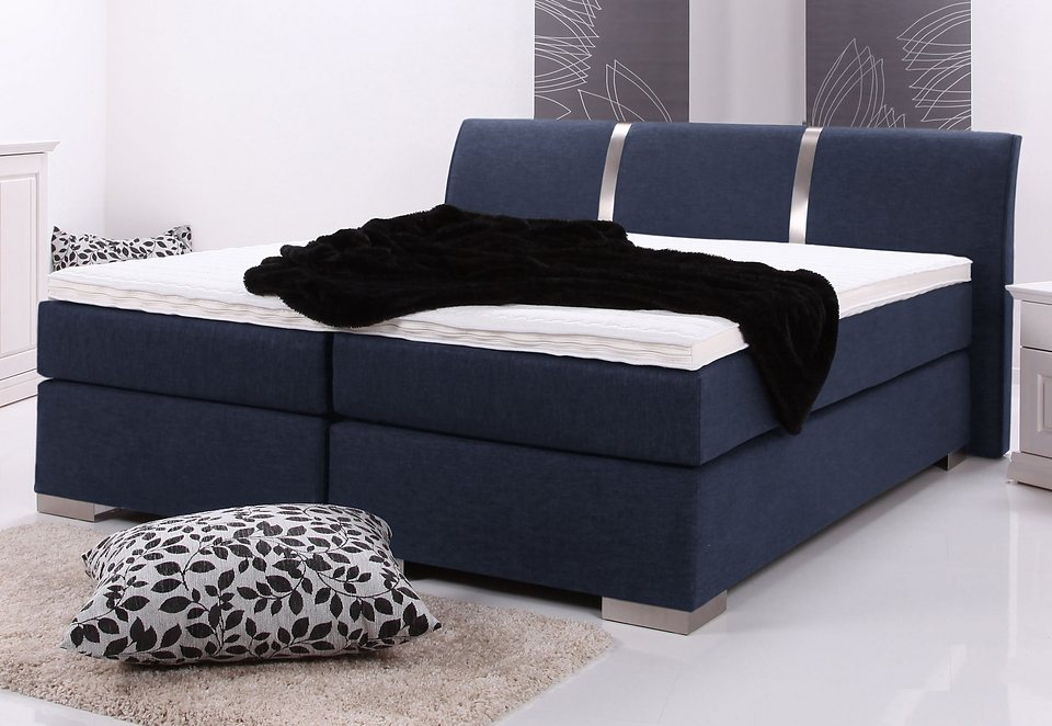 boxspringbett breckle made in germany kaufen otto. Black Bedroom Furniture Sets. Home Design Ideas